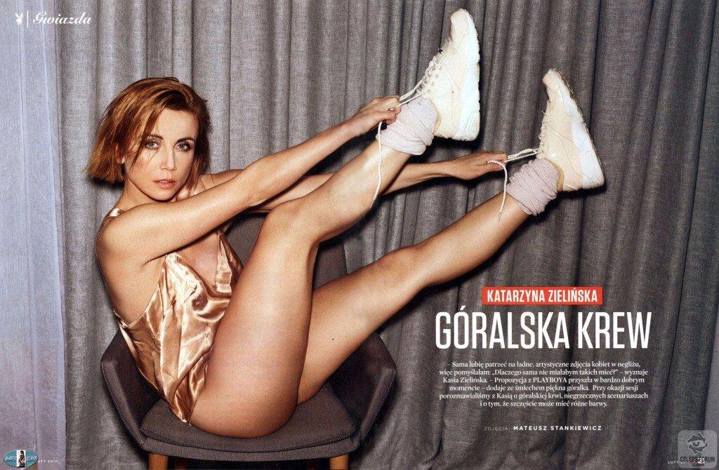 Katarzyna Zielinska See Through & Sexy (11 Photos)
