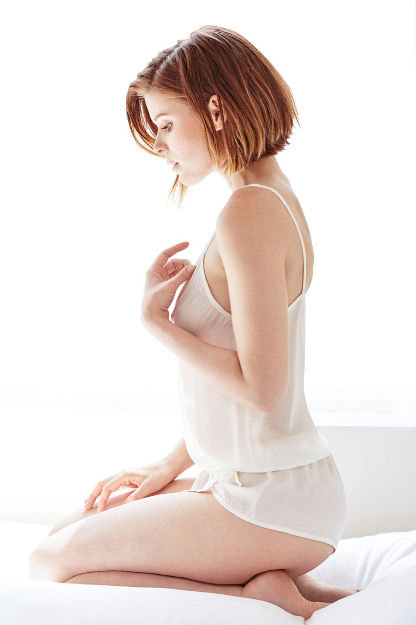 from Mitchell nude pic kate mara