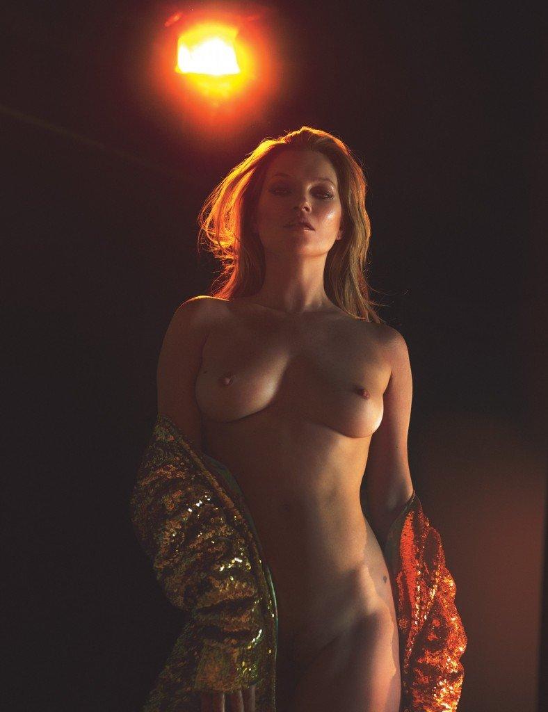 Kate Moss Naked (1 Photo)