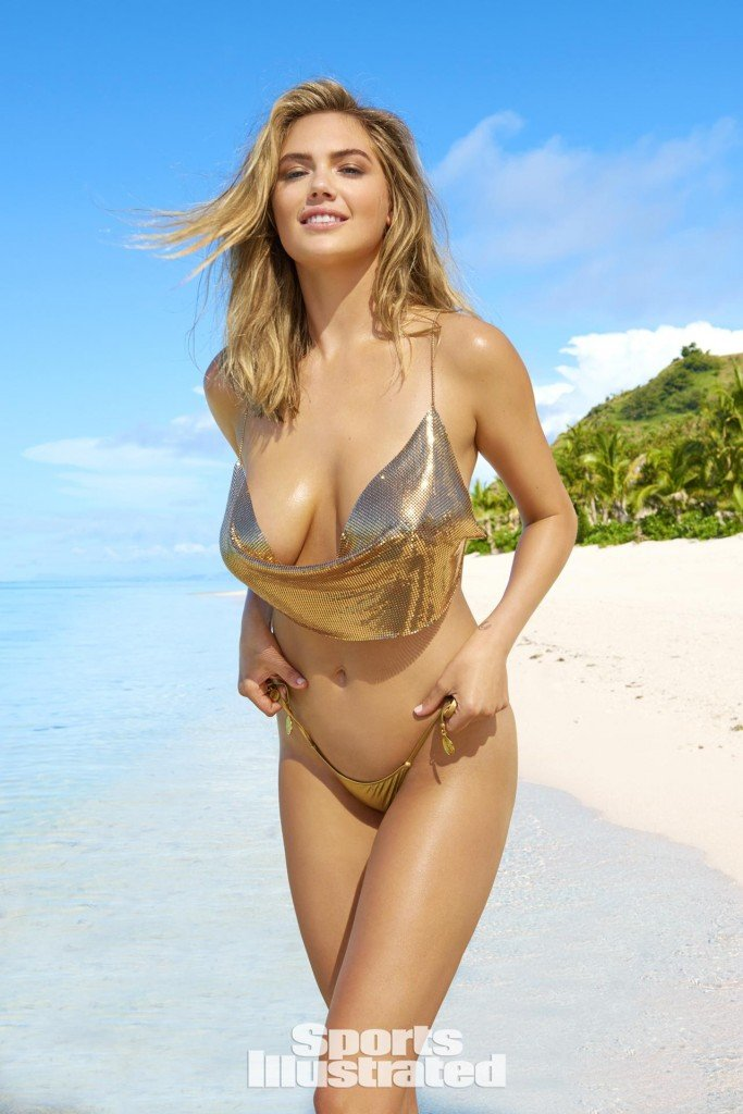 Kate Upton Sexy – 2017 'Sports Illustrated' Swimsuit Issue