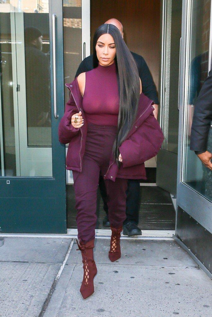Kim Kardashian See Through 10 thefappening.so