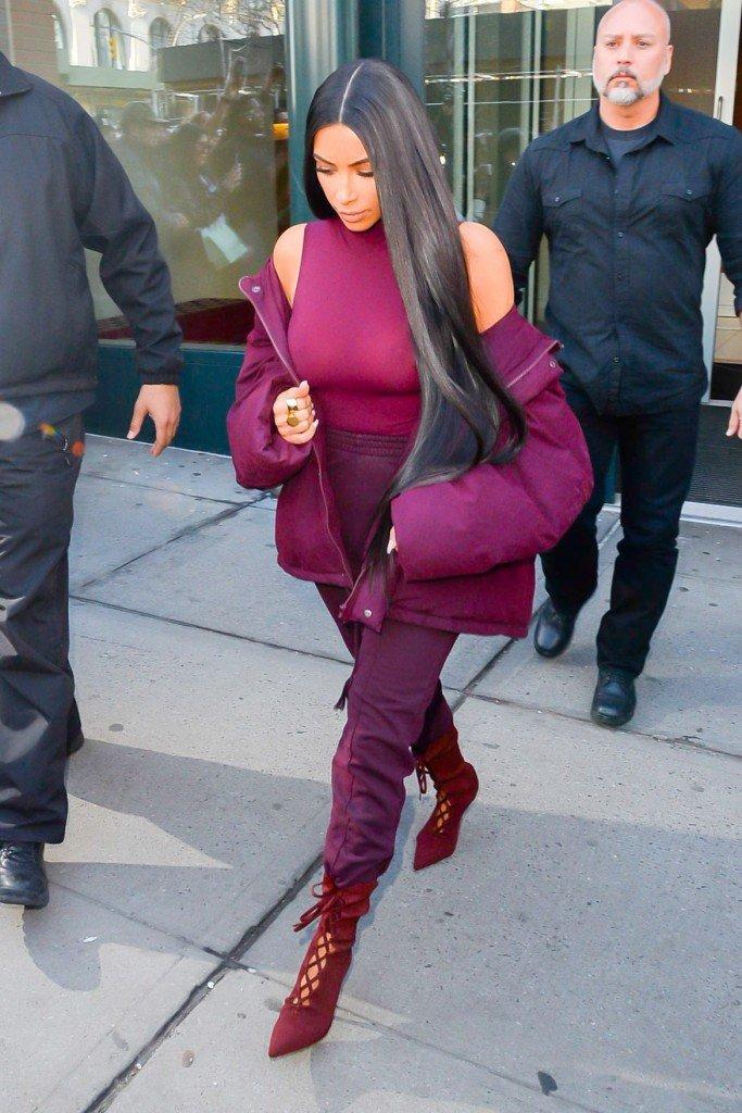Kim Kardashian See Through 13 thefappening.so