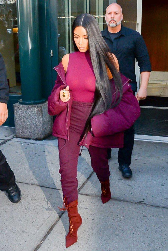 Kim Kardashian See Through 14 thefappening.so