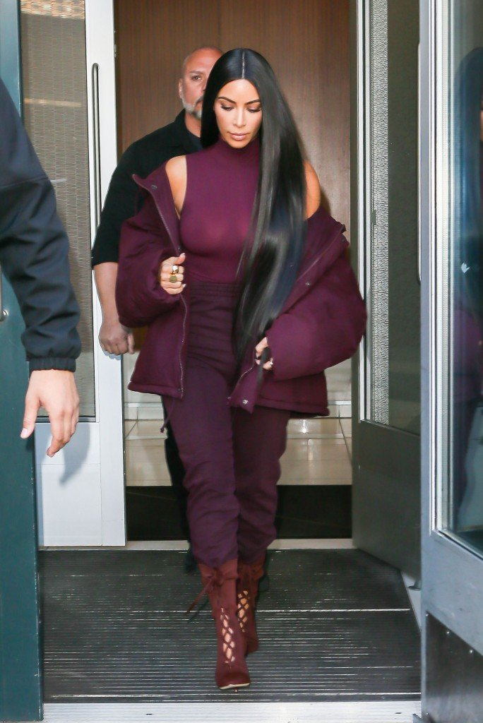 Kim Kardashian See Through 6 thefappening.so