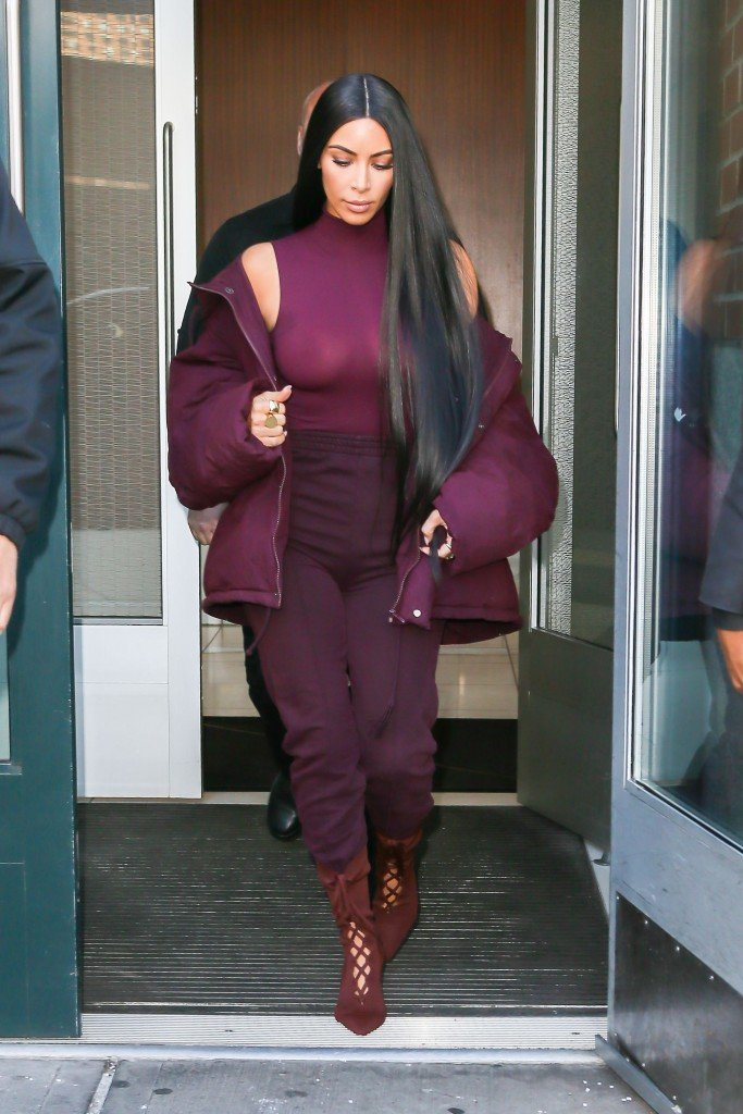 Kim Kardashian See Through 7 thefappening.so