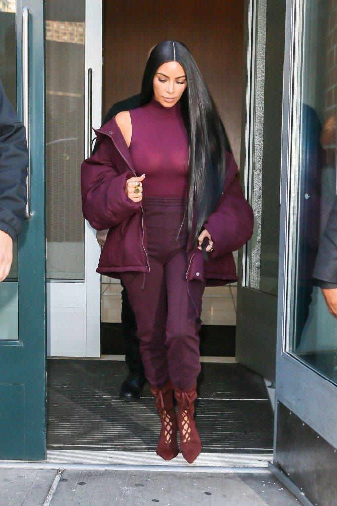 Kim Kardashian See Through 8 thefappening.so