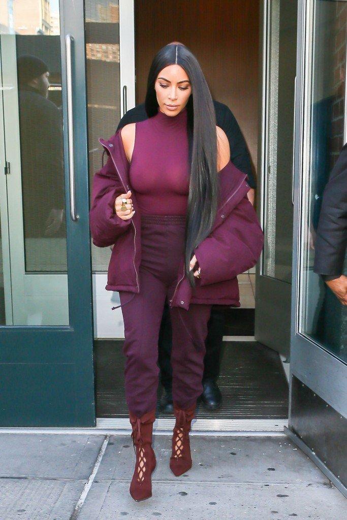 Kim Kardashian See Through 9 thefappening.so