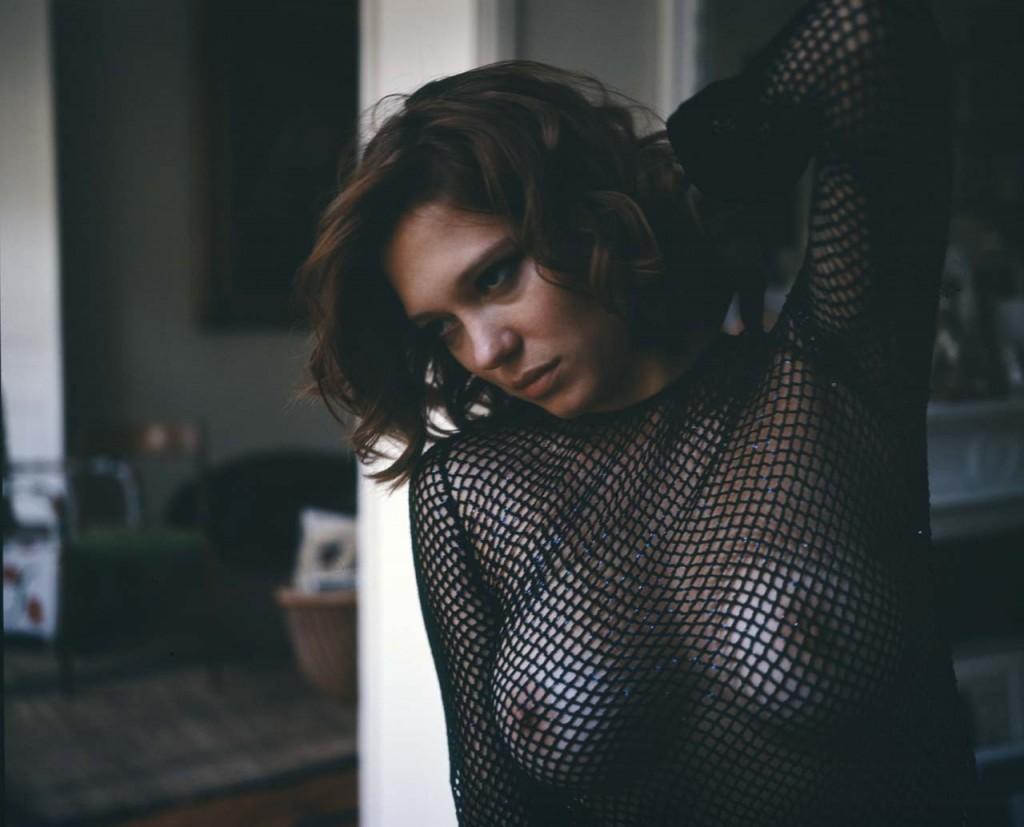 Léa Seydoux See Through (1 Photo)