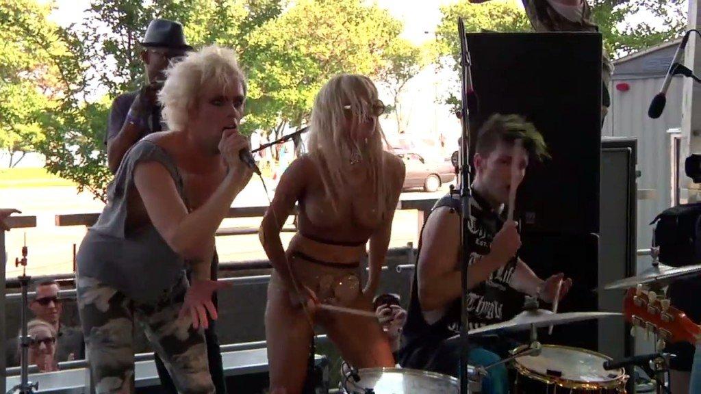 Lady Gaga Sexy 7