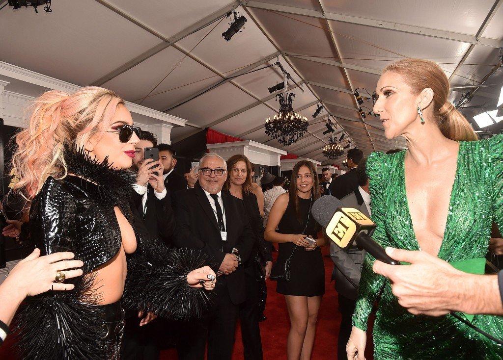 Lady Gaga Underboob 14