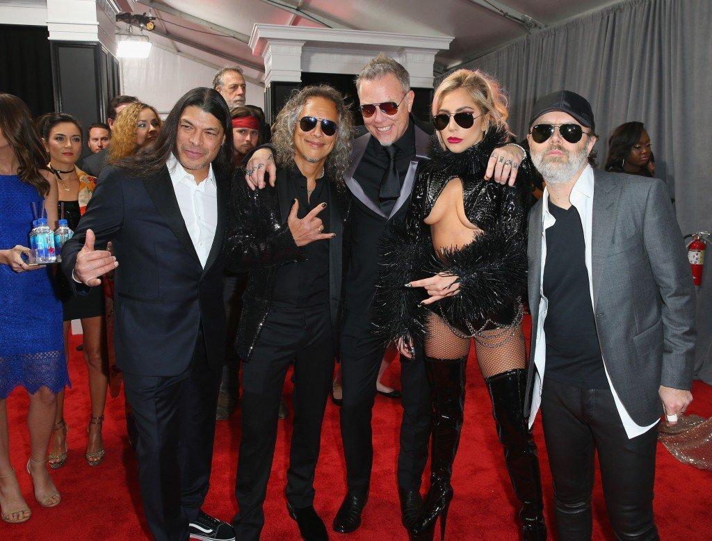 Lady Gaga Underboob 15