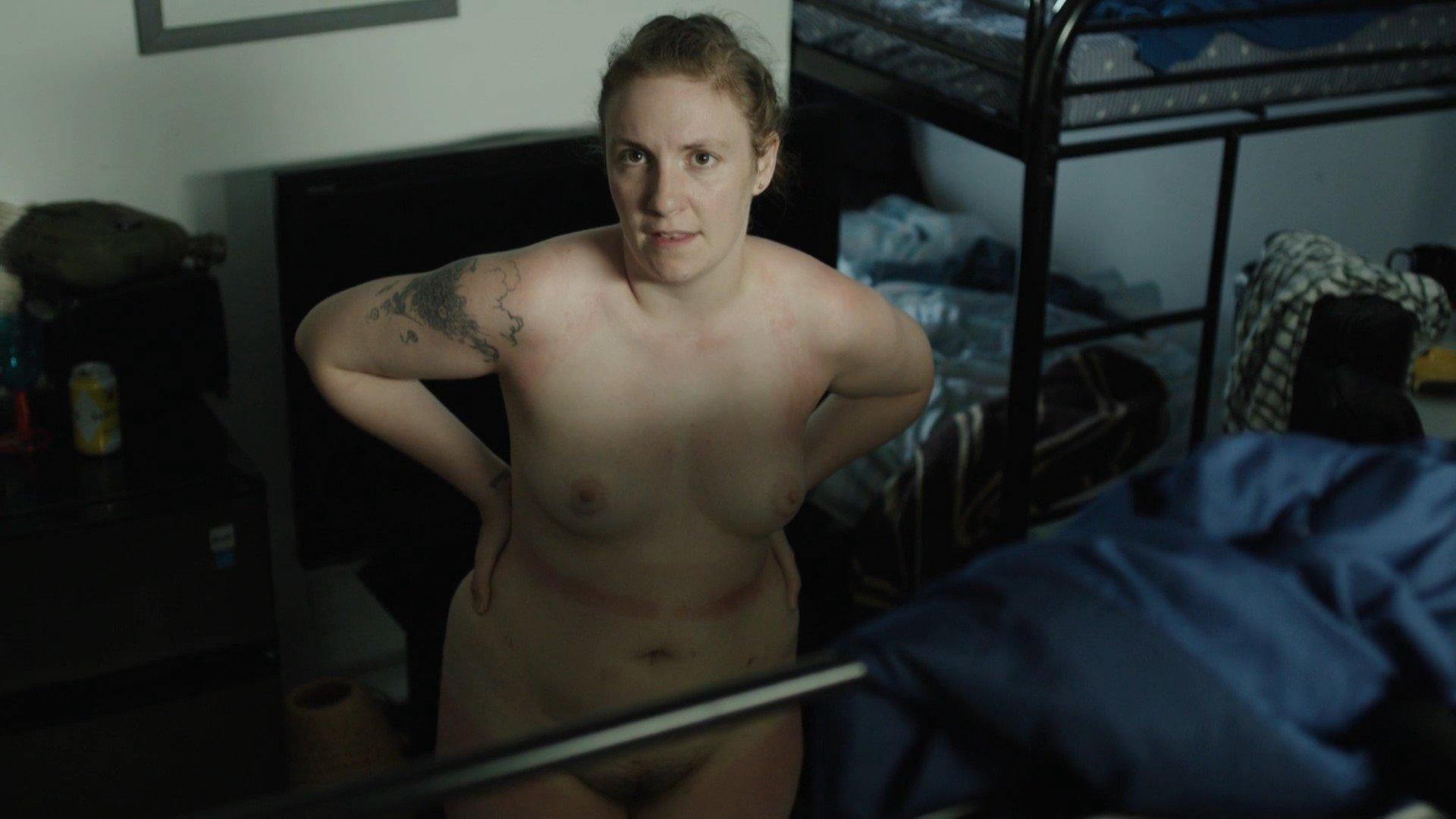 Nude Lena naked dunham