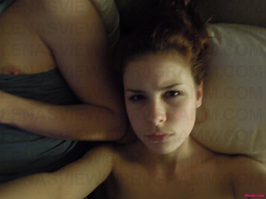 Lena meyer landrut nackt laptop