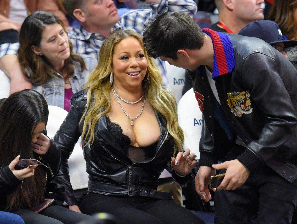 Mariah Carey Tits 1