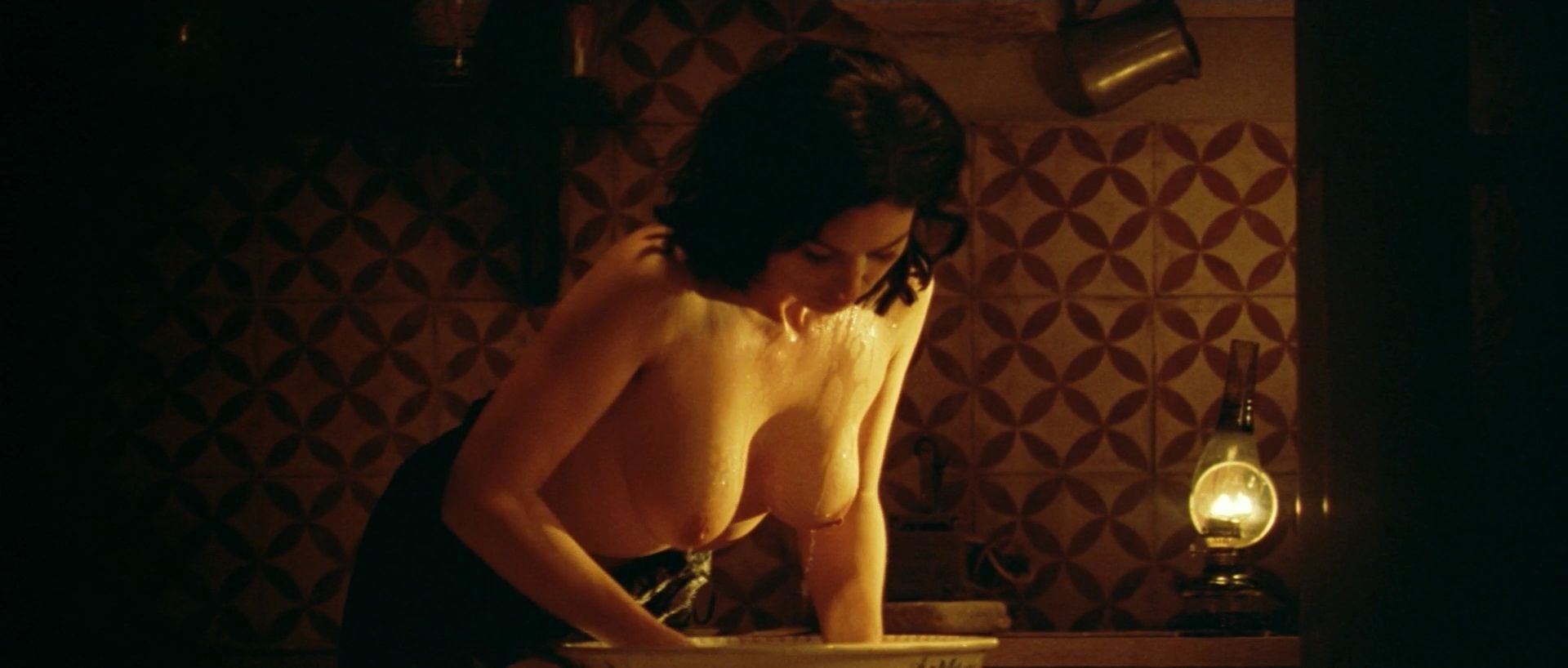 Was specially Monica bellucci malena sex scene was