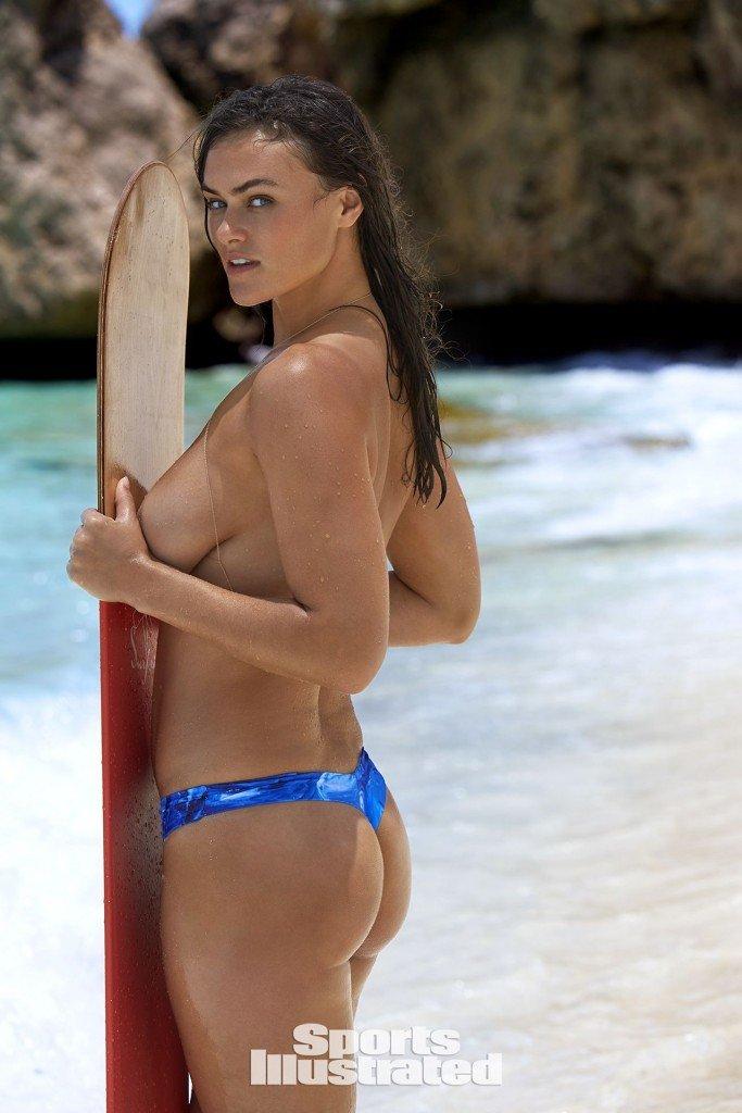 Myla Dalbesio Sexy – 2017 'Sports Illustrated' Swimsuit Issue