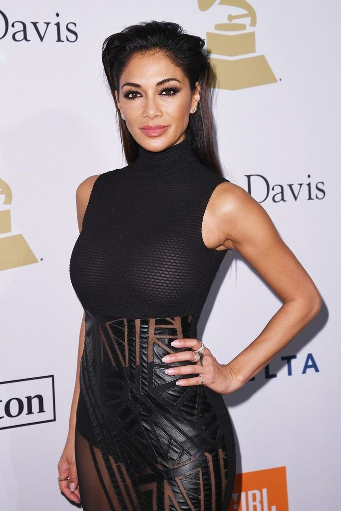 Nicole Scherzinger See Through 1 thefappening.so