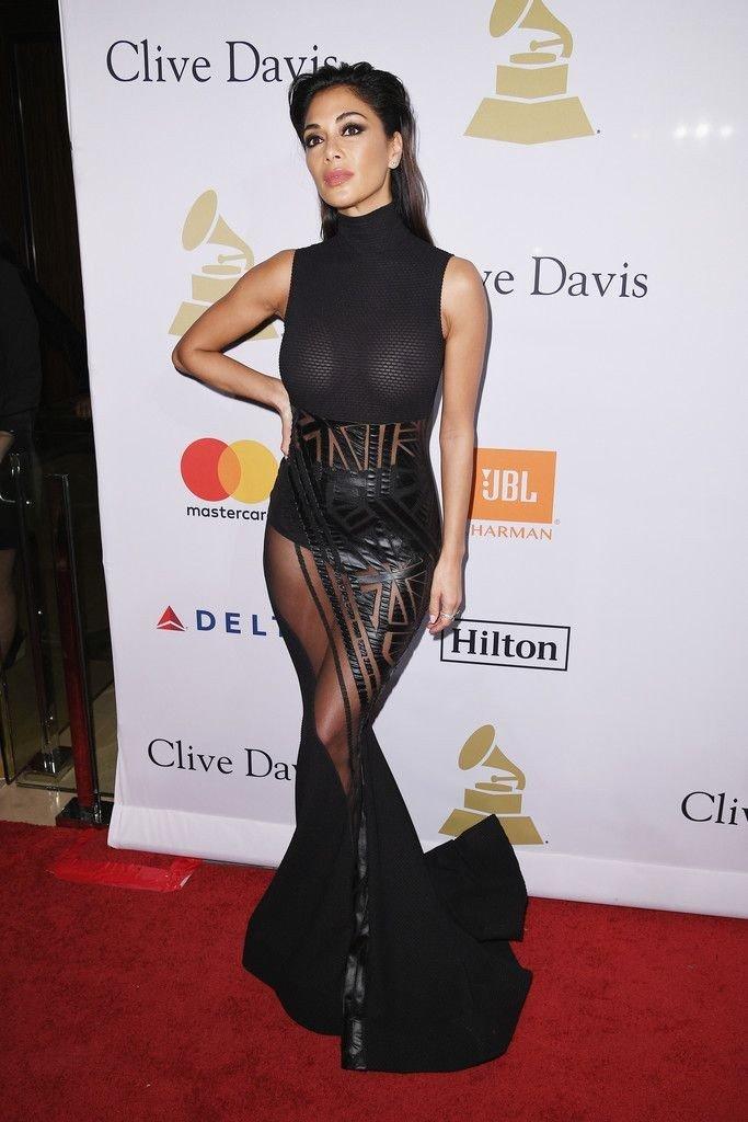 Nicole Scherzinger See Through (24 Photos)   #TheFappening