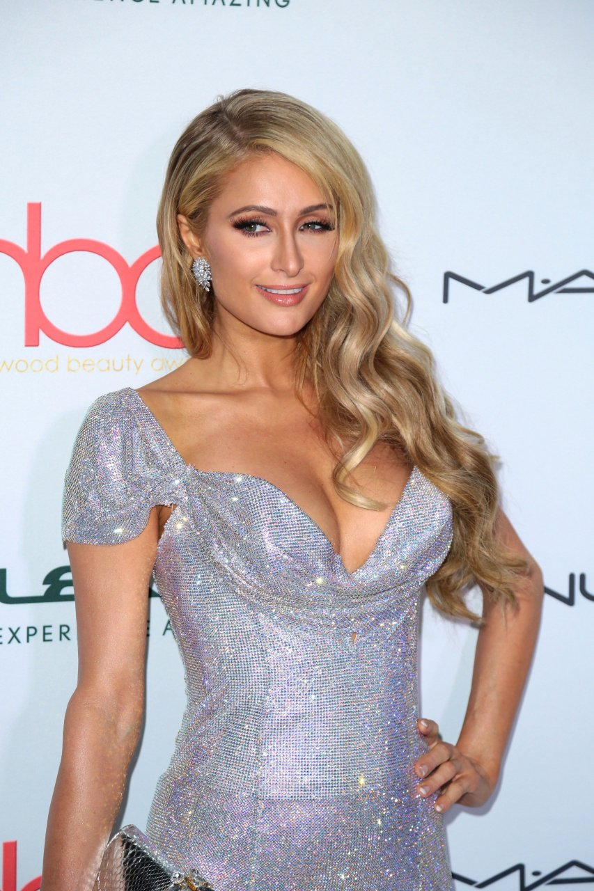 Paris Hilton Nip Slip (34 Photos) | #TheFappening Paris Hilton