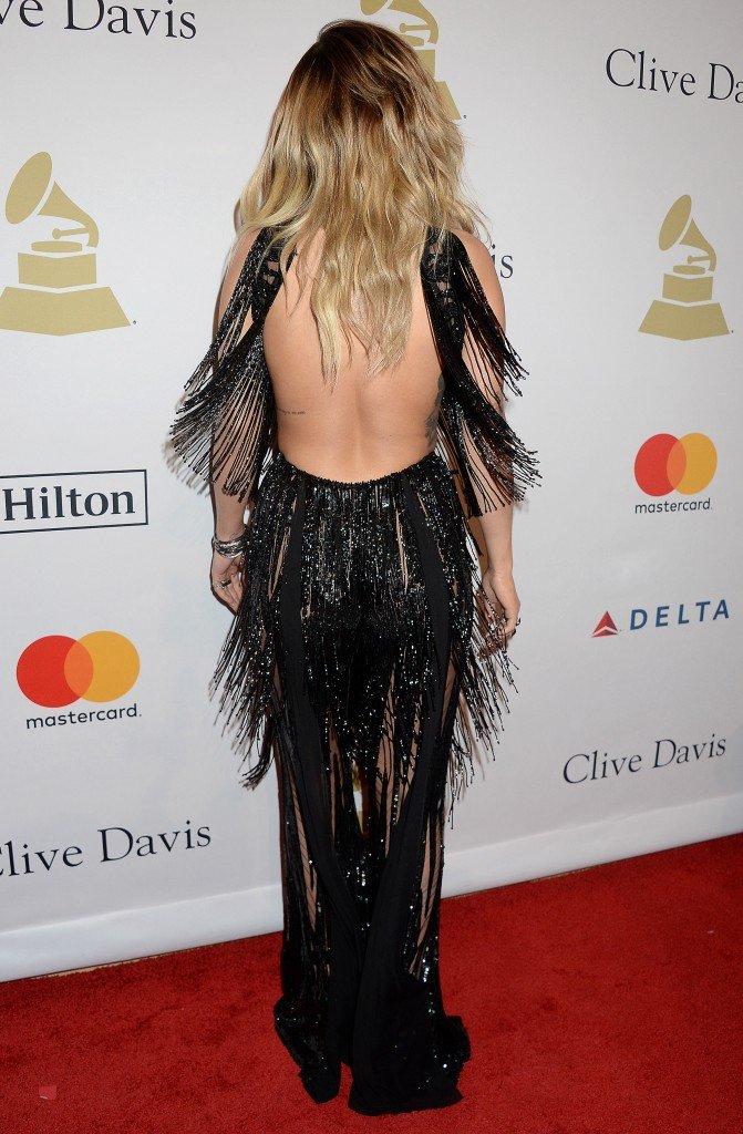 Rita Ora Pantyless 11