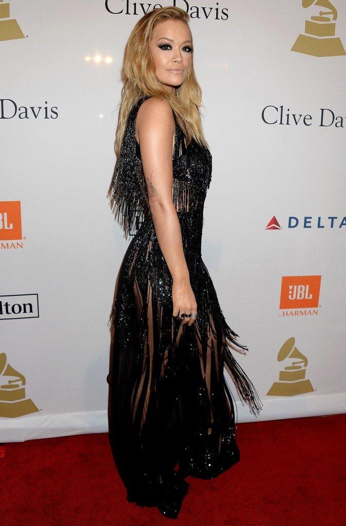 Rita Ora Pantyless 25