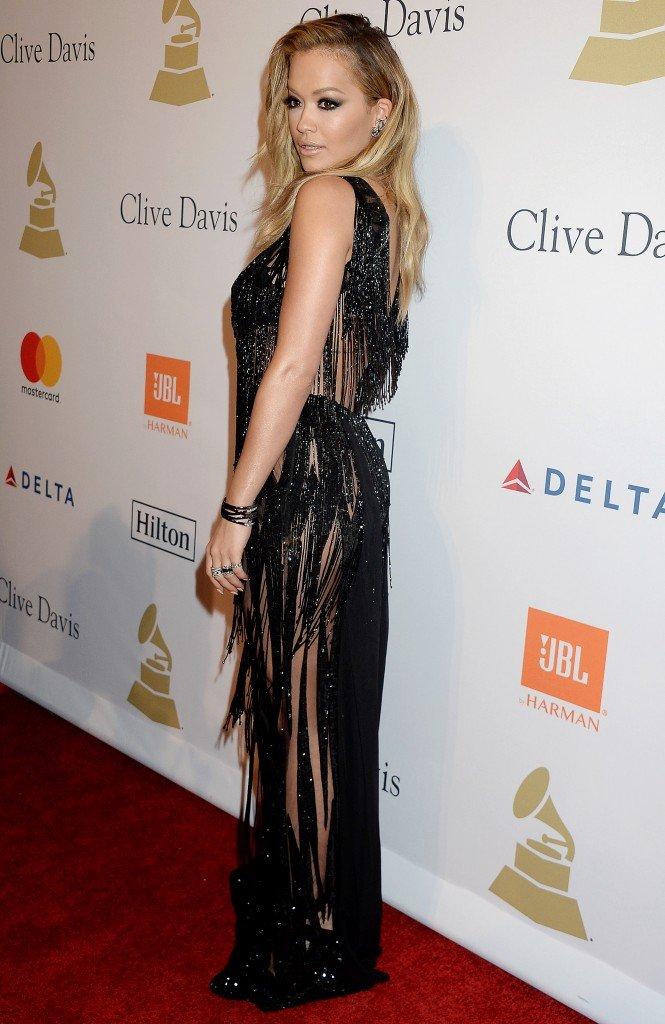 Rita Ora Pantyless 9