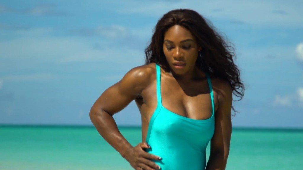 Serena Williams Sexy Int 11