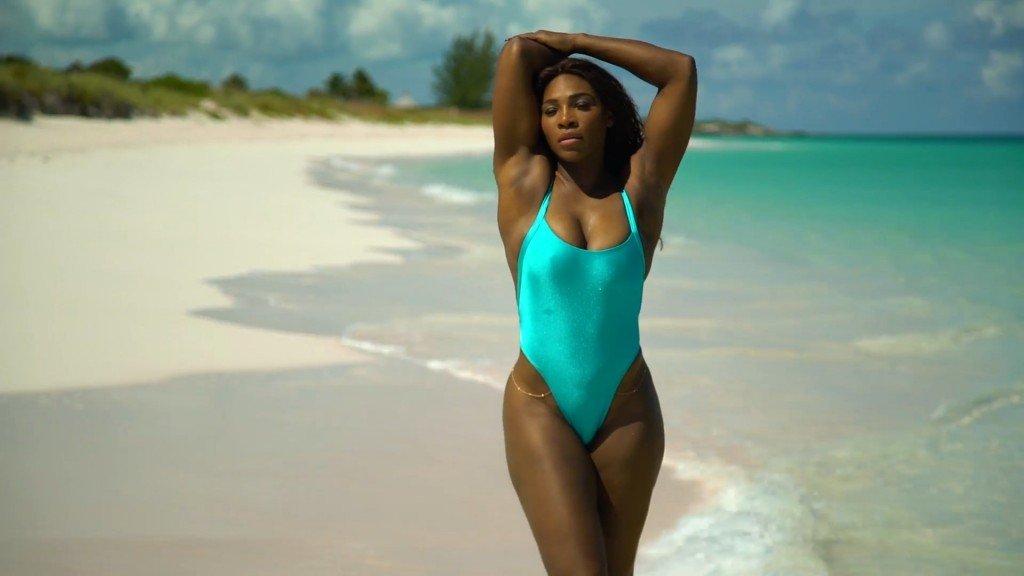 Serena Williams Sexy Int 13