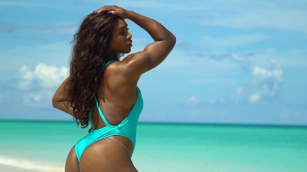Serena Williams Sexy Int 14