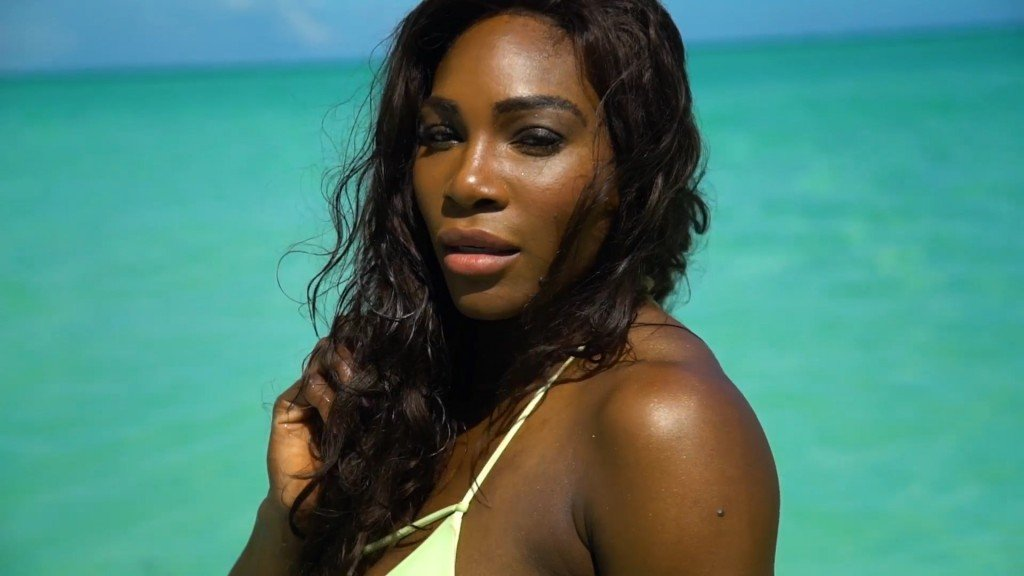 Serena Williams Sexy Int 2