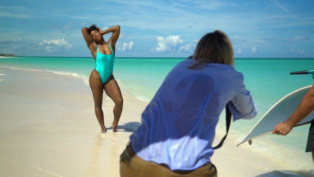 Serena Williams Sexy Unc 13