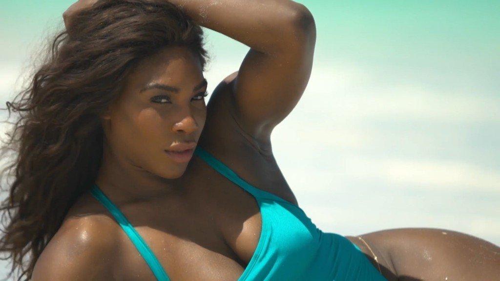 Serena Williams Sexy Unc 14