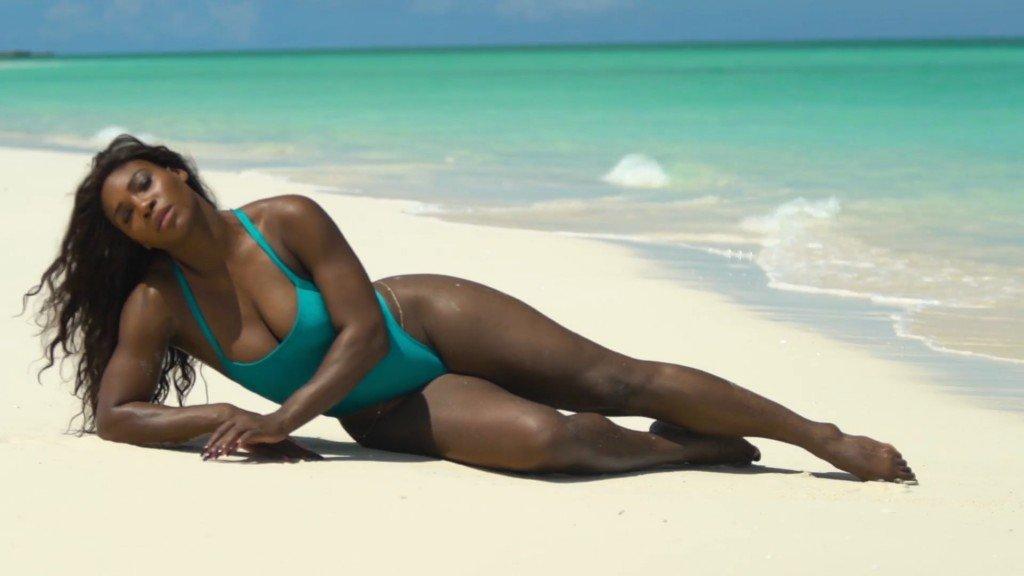 Serena Williams Sexy Unc 15