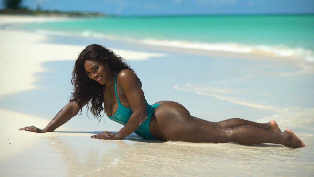 Serena Williams Sexy Unc 18