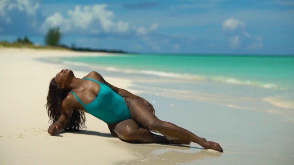 Serena Williams Sexy Unc 19