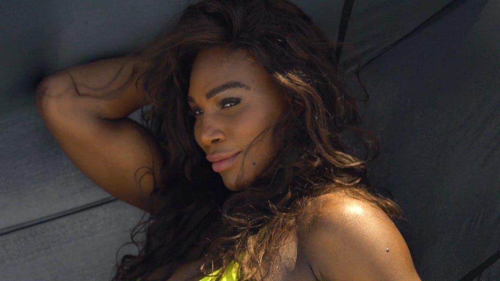 Serena Williams Sexy Unc 27