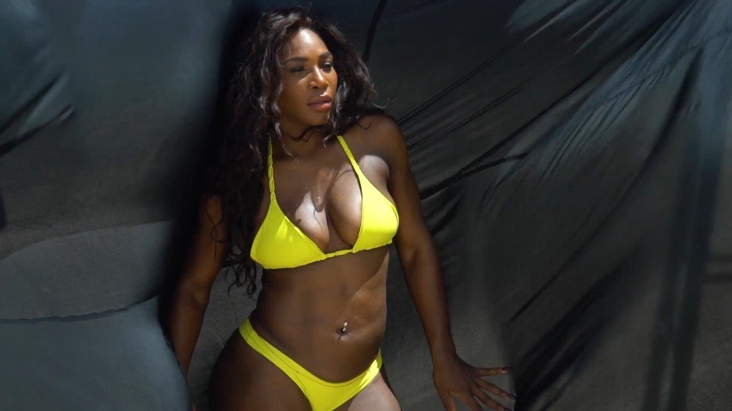 Serena Williams Sexy Unc 29