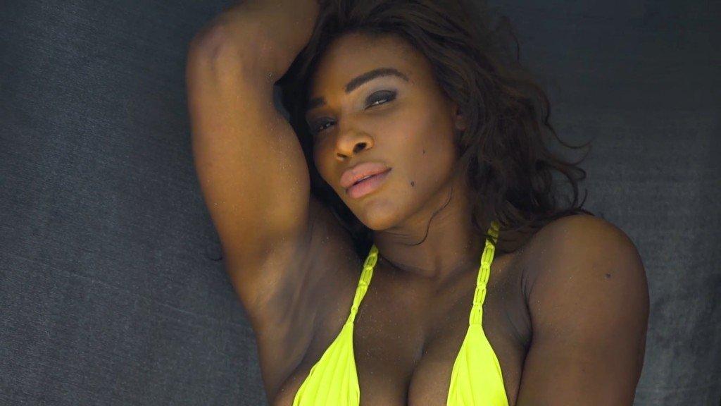 Serena Williams Sexy Unc 30