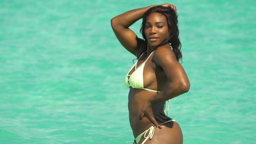 Serena Williams Sexy Unc 5