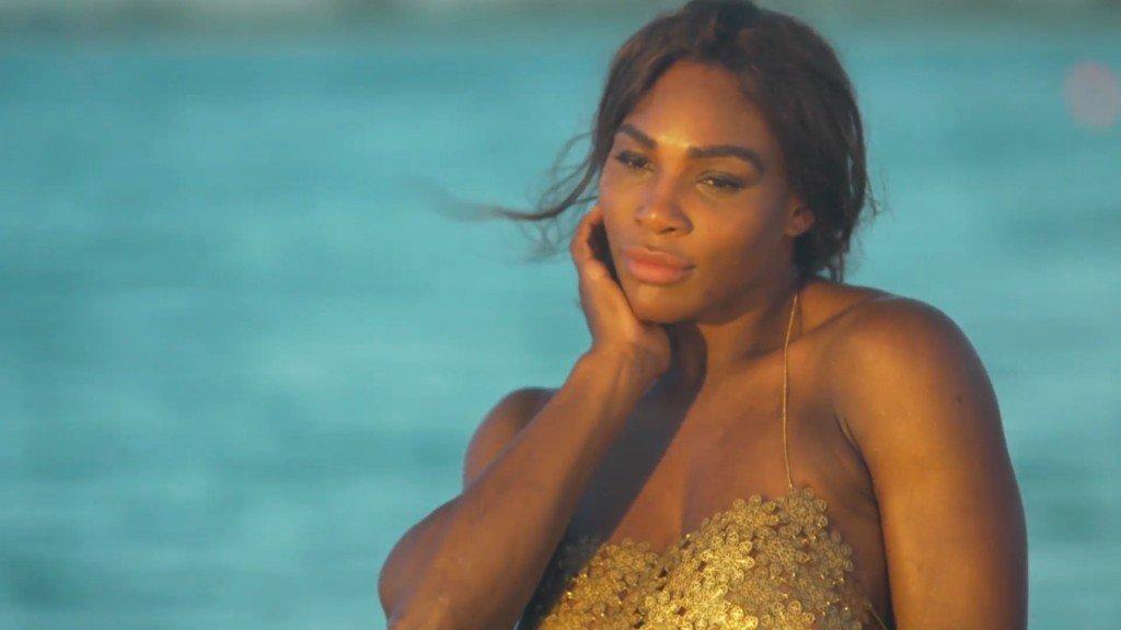 Serena Williams Sexy Unc 51