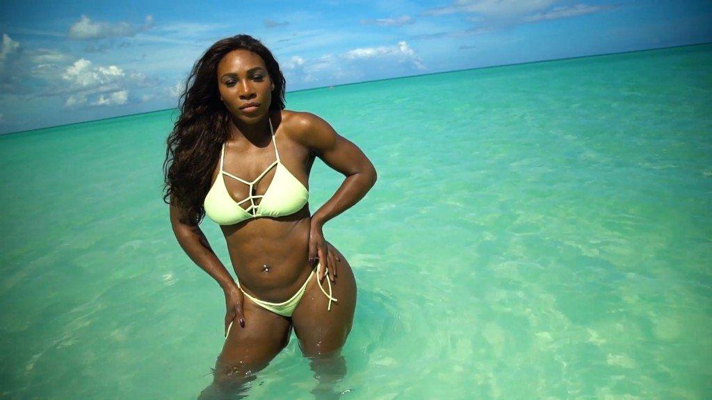 Serena Williams Sexy Unc 8