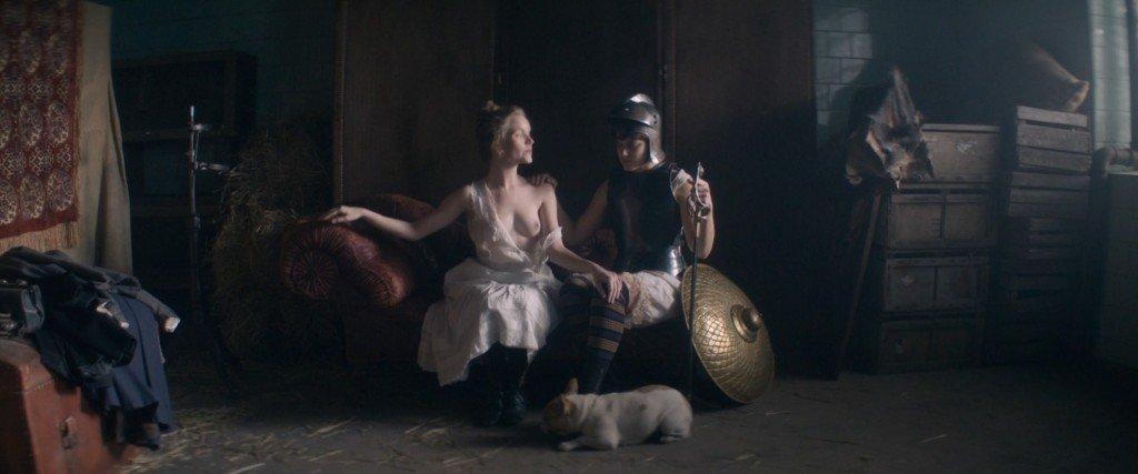 Stephanie Sokolinski (Soko), Tamzin Merchant Nude – La danseuse (2016) HD 1080p