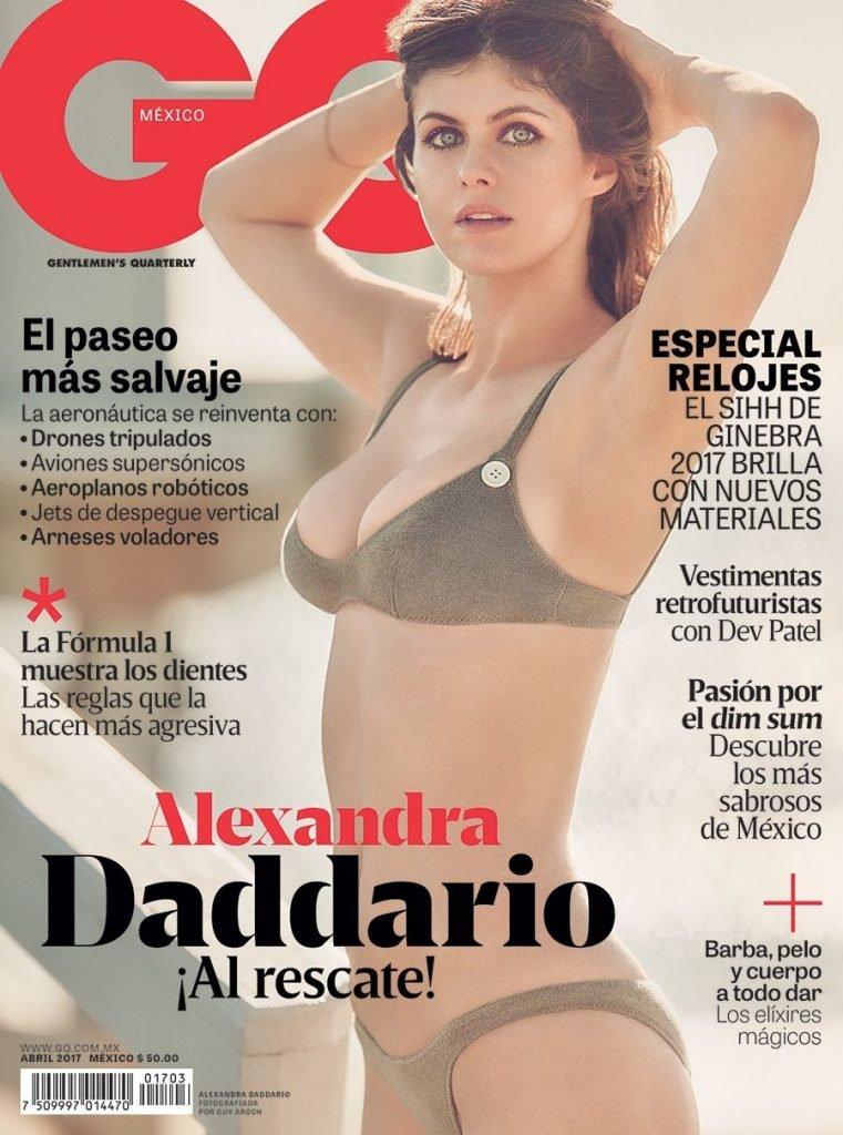 Alexandra Daddario Sexy (11 Photos)