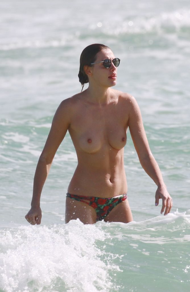 ocean Bikini bottom