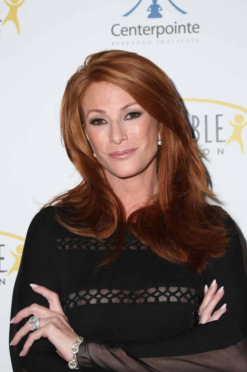 Angie Everhart Naked Pics angie everhart braless (5 photos) | #thefappening