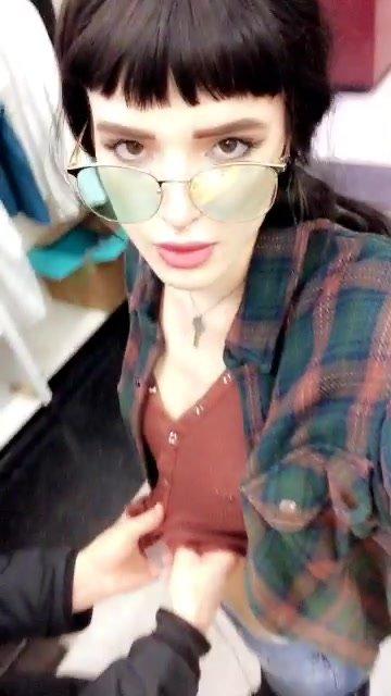Bella Thorne See Through (26 New Photos + GIFs & Videos)