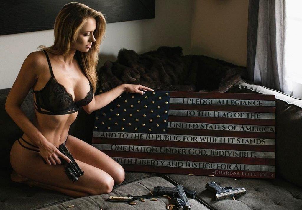 Charissa Littlejohn Sexy (8 Photos)