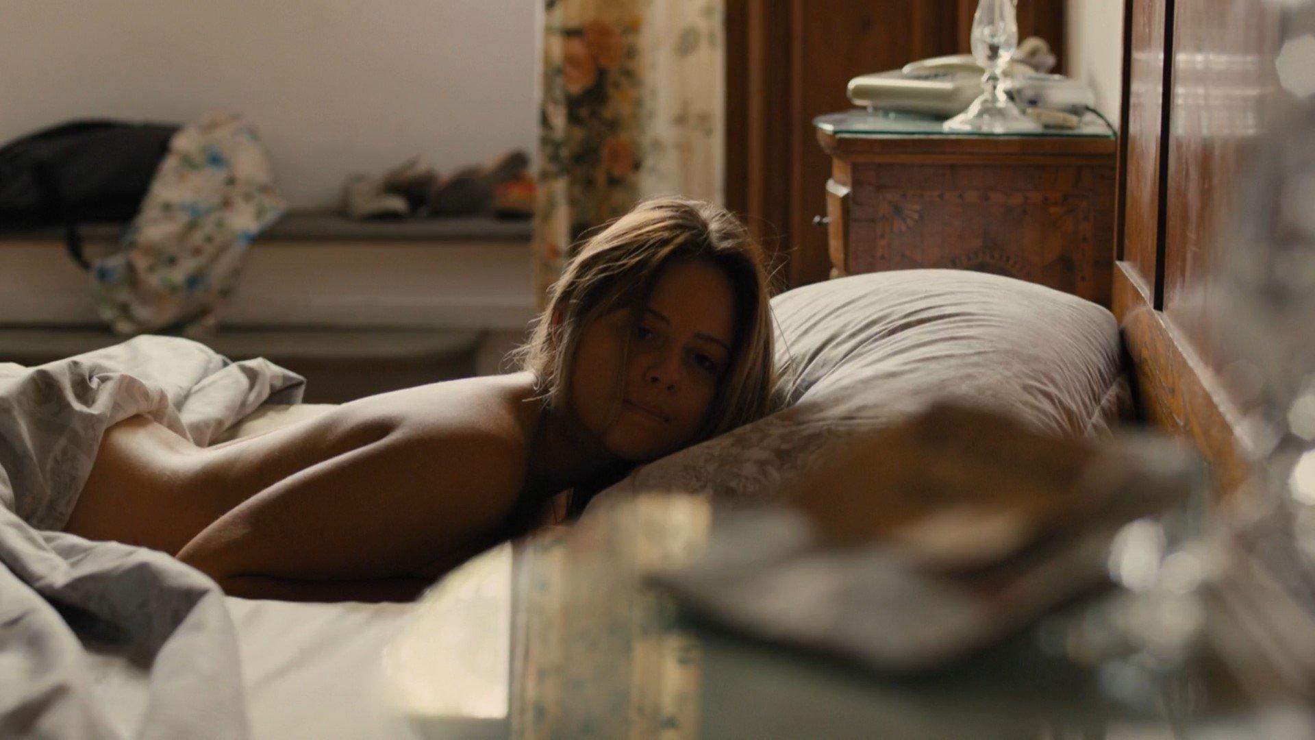 Emily atack naked