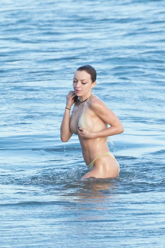 francesca eastwood nude