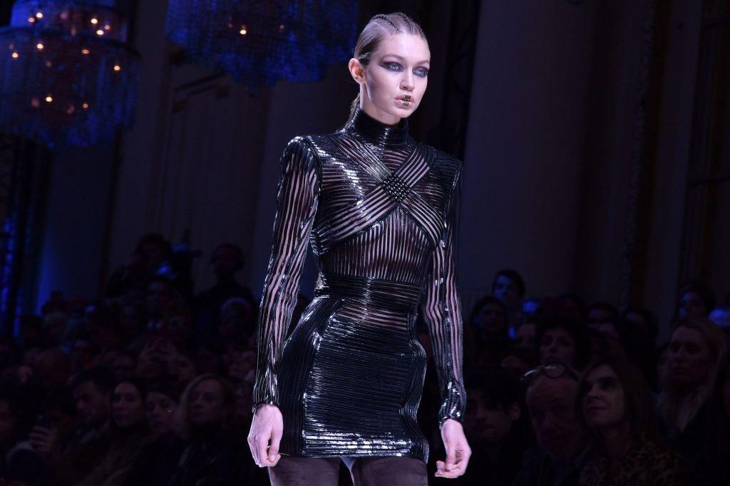 Gigi Hadid See Through (8 New Photos)